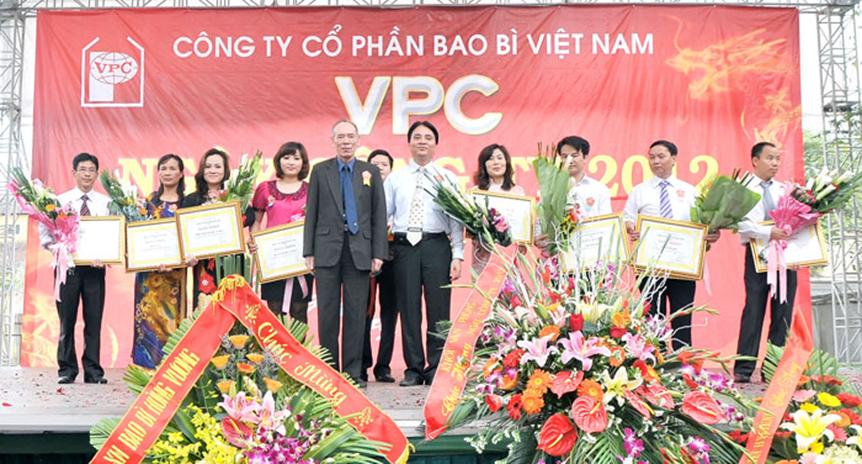 Các đơn vị XN in Bao Bì VPC & Bao Bì Hùng Vương